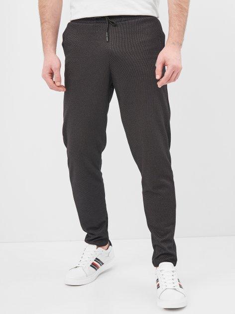 Спортивные брюки DEMMA 745 48 Черные (4821000022740_Dem2000000008622) - изображение 1