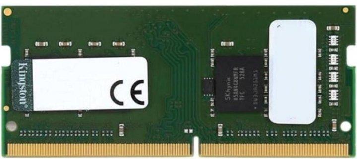 Оперативна пам'ять Kingston SODIMM DDR4-2666 4096MB PC4-21300 (KCP426SS6/4) - зображення 1