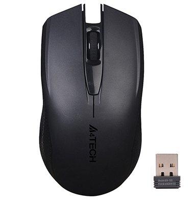 Миша A4Tech G3-760N Wireless Black (4711421939805) - зображення 1