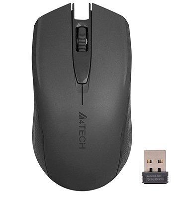 Мышь A4Tech G3-760N Wireless Grey (4711421939874) - изображение 1
