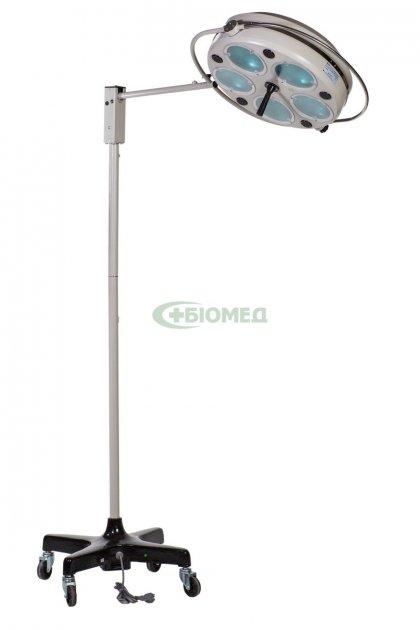 Хирургический светильник Биомед L735-II пятирефлекторный передвижной (2419) - изображение 1