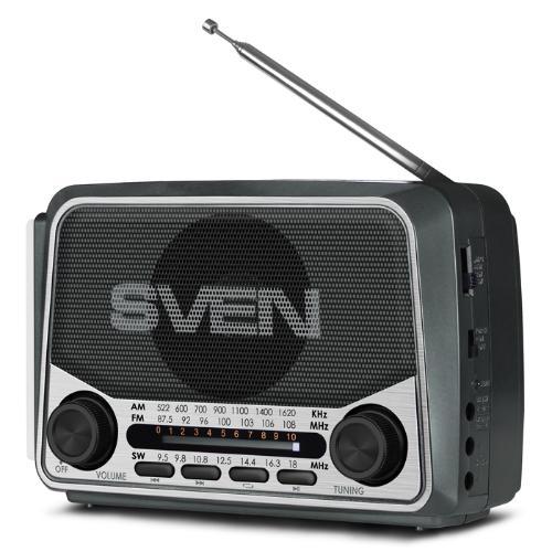 Sven SRP-525 Grey (00800006) - зображення 1