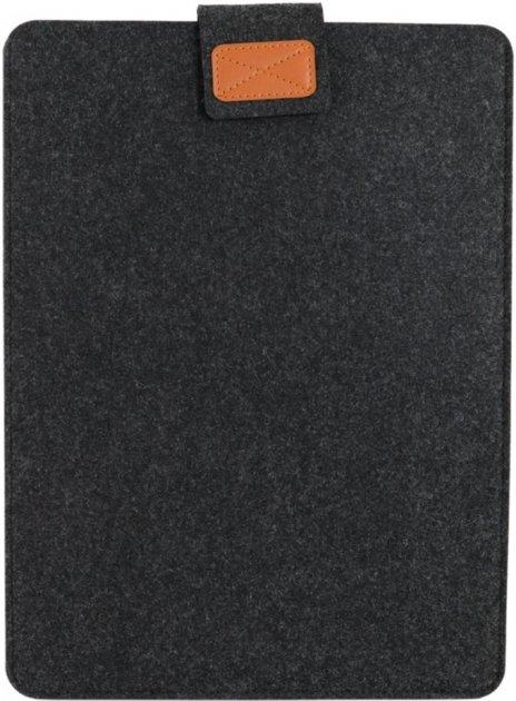 """Чохол для ноутбука Traum 15"""" Dark Grey (7112-52) - зображення 1"""