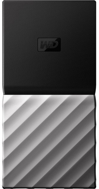 "Western Digital My Passport 512GB 2.5"" USB 3.1 Type-C TLC (WDBKVX5120PSL-WESN) External - изображение 1"