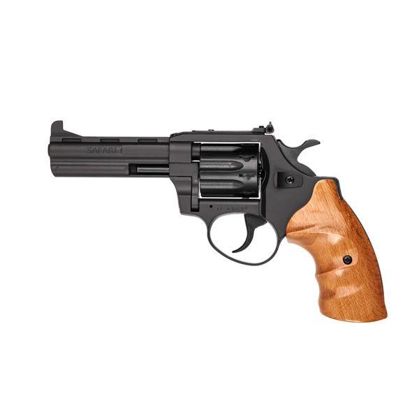 Револьвер під патрон Флобера Safari 441М Бук BLACK - зображення 1