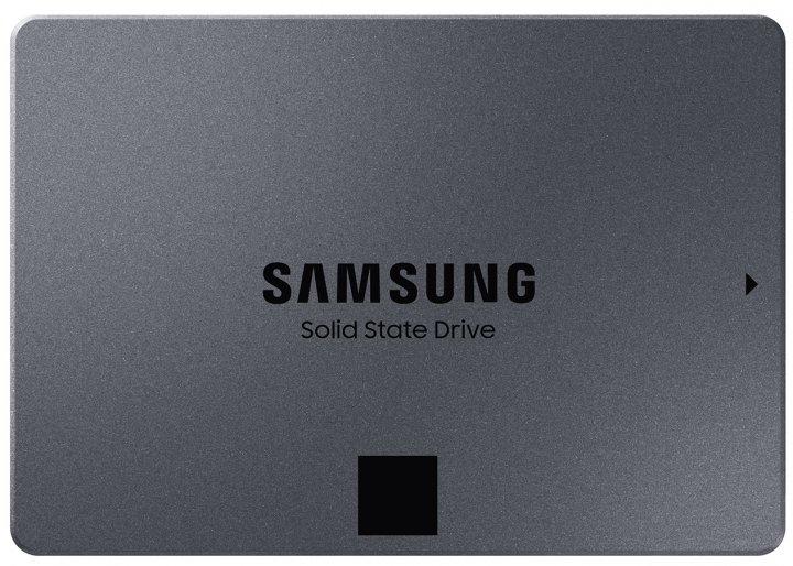 "Samsung 870 QVO 8TB 2.5"" SATA III QLC (MZ-77Q8T0BW) - изображение 1"