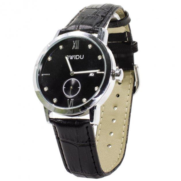 Мужские часы SWIDU SWI-018 Black - изображение 1