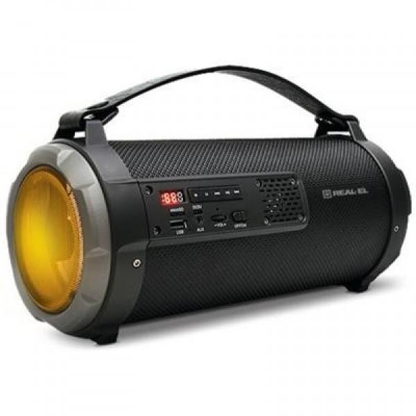 Акустична система REAL-EL X-720 Black - зображення 1