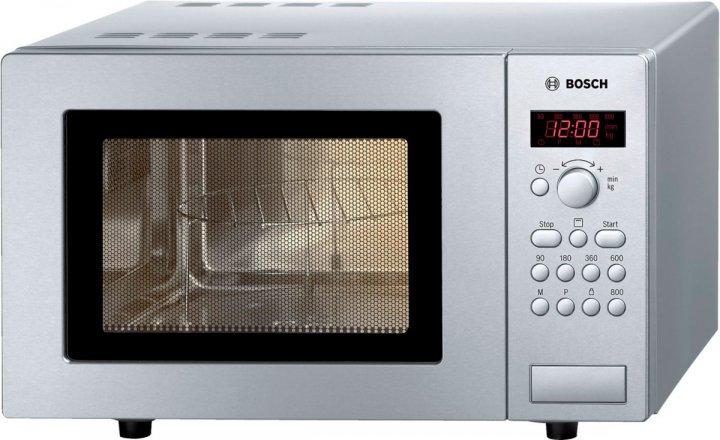 Мікрохвильова піч Bosch HMT75G451 - зображення 1