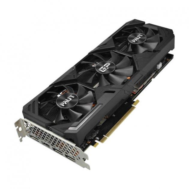 Palit GF RTX 2070 Super 8GB GDDR6 GamingPro OC (NE6207ST19P2-180T) - зображення 1