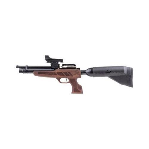 Пистолет пневматический Kral NP-02 PCP 4.5 мм - изображение 1