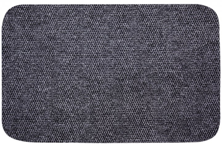 Грязезащитный коврик Ювиг Фавор 60х40 см Серый (0000003867) - изображение 1