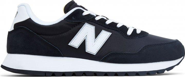 Кроссовки New Balance 527 ML527LA 46 (12.5) 30.5 см Черные с серым (739980500575) - изображение 1