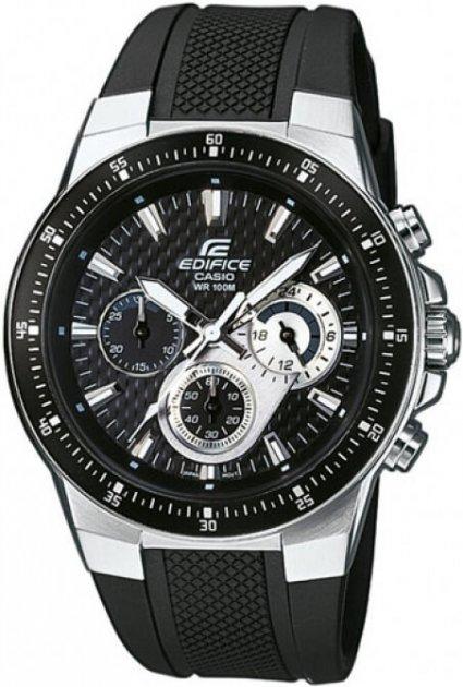 Чоловічий годинник Casio EF-552-1AVEF - зображення 1