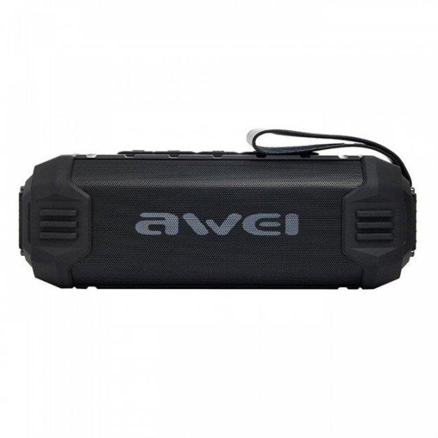 Портативная экстремальная Bluetooth колонка Awei Y280 (Bluetooth, MP3, AUX, Mic) - изображение 1
