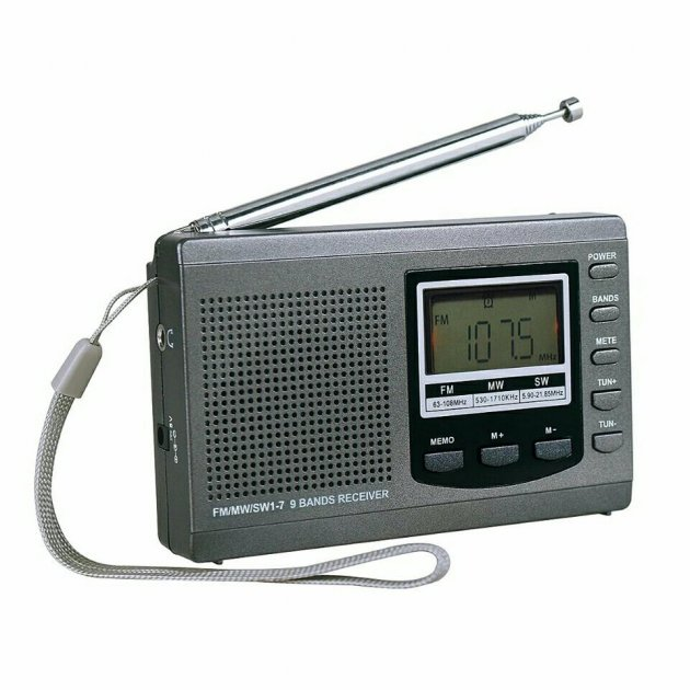 Радиоприемник TIVDIO HRD-310 цифровой тюнер DSP - изображение 1