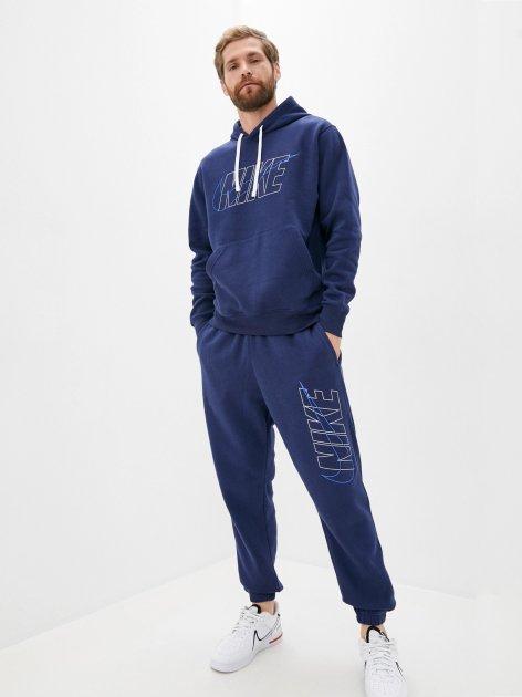 Спортивный костюм Nike M Nsw Ce Trk Suit Hd Flc Gx CU4323-410 L Темно-синий (194494592421) - изображение 1