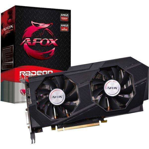 Відеокарта AFOX Radeon RX570 4096Mb GDDR5 256 bit - зображення 1