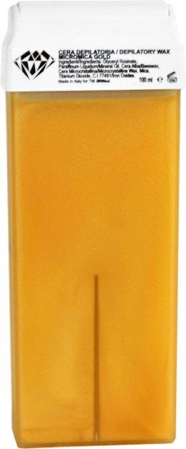 Віск для депіляції BRINail Titanium White в картриджі 100 мл (2142393100115) - зображення 1