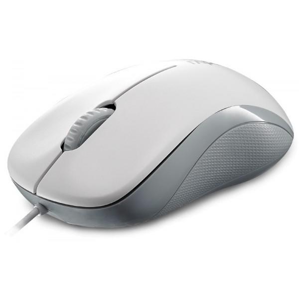 Мышь Rapoo N1130-Lite White USB - зображення 1