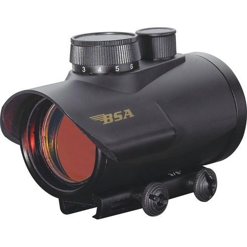 Коліматорний приціл BSA-Optics Red Dot RD42 (BRD42) - зображення 1