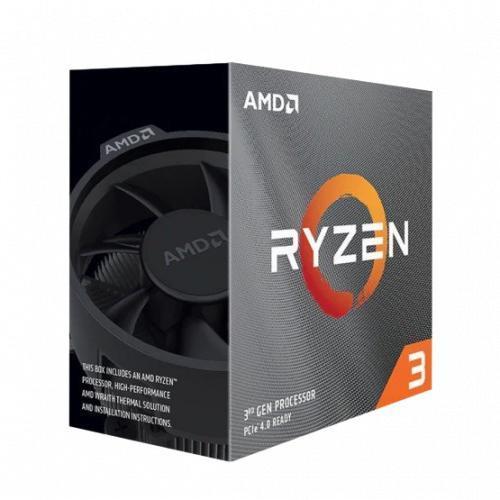 Процесор AMD Ryzen 3 3300X (100-100000159BOX) - зображення 1