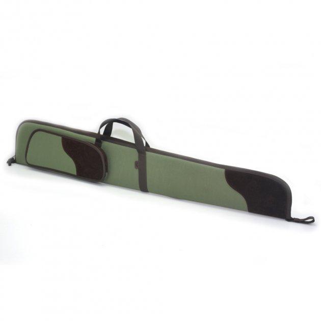 Чохол для рушниці Преміум ІЖ/ТОЗ на поролоні 1,25 м Zoo-hunt хакі 8057 - зображення 1