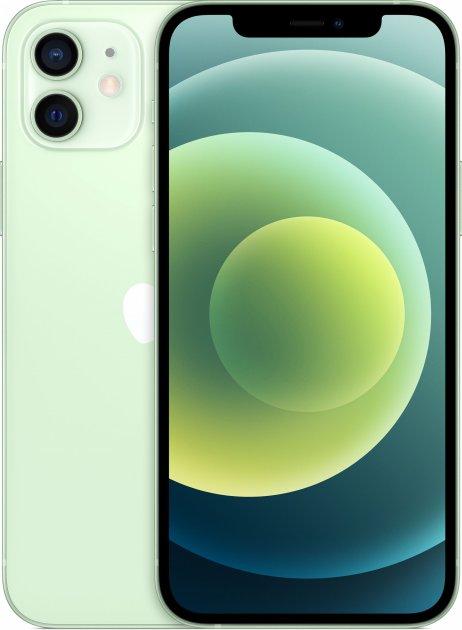 Мобильный телефон Apple iPhone 12 256GB Green Официальная гарантия - изображение 1