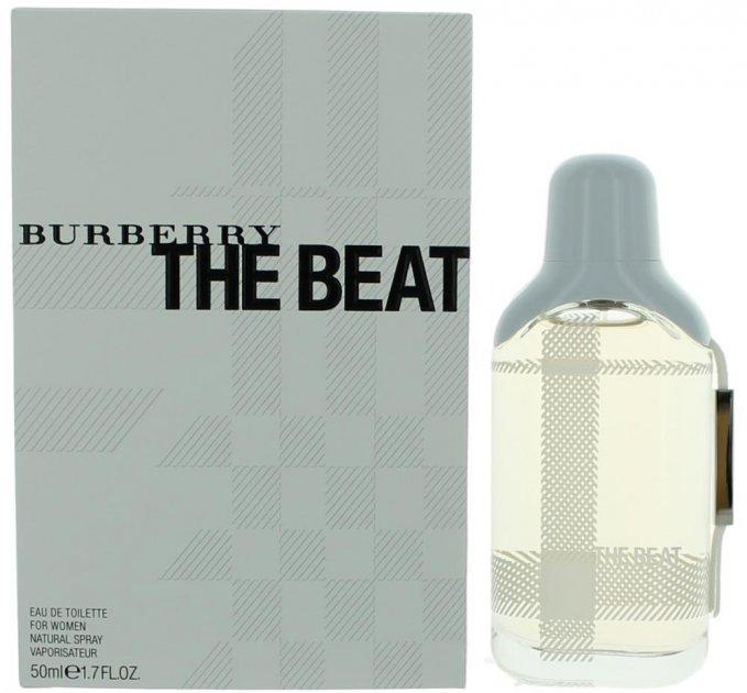 Туалетная вода для женщин Burberry The Beat 50 мл (5045233404862/3614226905536) - изображение 1