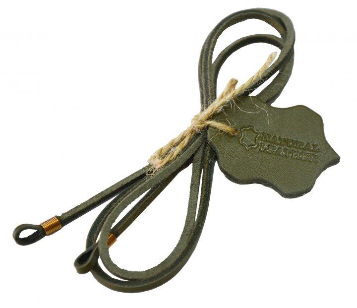 Шнурок для очков Acropolis Ф-90/14 Зеленый (ROZ6205064444) - изображение 1