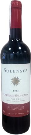 Вино Solensea 2015 красное сухое 0.75 л 14% (3303292601748) - изображение 1