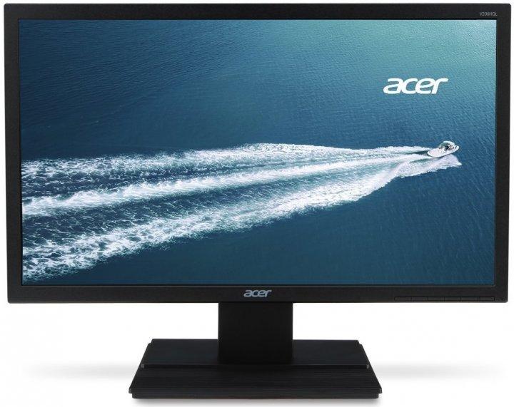 "Монітор LCD 19.5"" Acer V206HQLAb (UM.IV6EE.A01) - зображення 1"