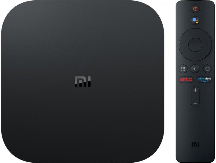 Xiaomi 4K Mi Box S (Международная версия) (MDZ-22-AB)