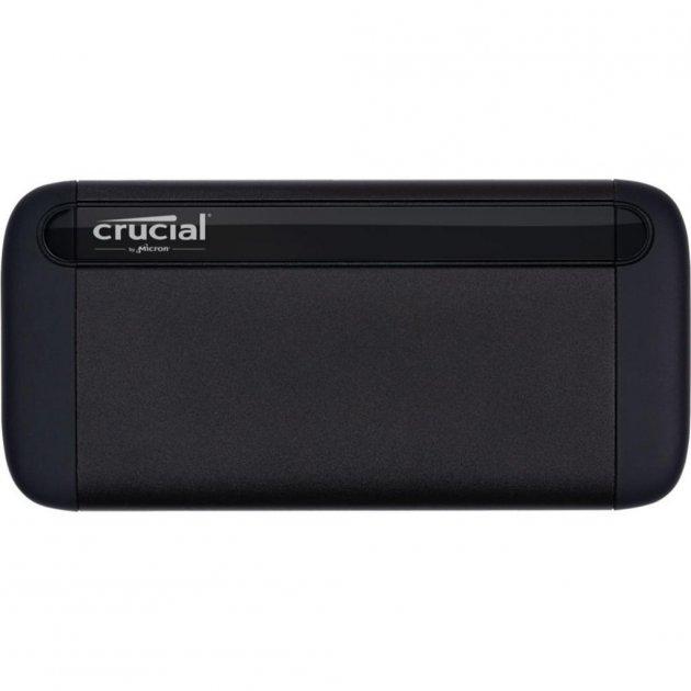 Накопичувач SSD USB 3.2 500GB MICRON (CT500X8SSD9) - зображення 1