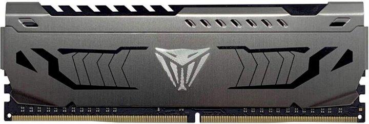 Оперативная память Patriot DDR4-3200 16384MB PC4-25600 Viper Steel (PVS416G320C6) - изображение 1