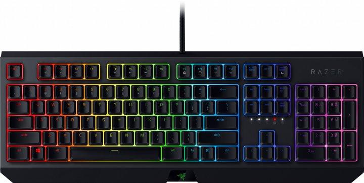 Клавиатура проводная Razer BlackWidow Green Switch USB (RZ03-02861100/02860100-R3R1) - изображение 1