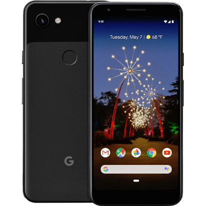 Google Pixel 3a XL 4/64GB Just Black (F00937423) - зображення 1