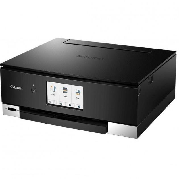 МФУ/Принтер Canon PIXMA TS8340 Black (3775C007AA) - изображение 1