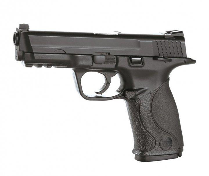 Пневматический пистолет KWC KM-48 (MP-40) пластик - изображение 1