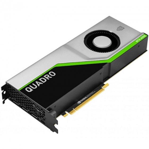 Відеокарта Quadro RTX 6000 24GB PNY (VCQRTX6000-EDU-PB) - зображення 1