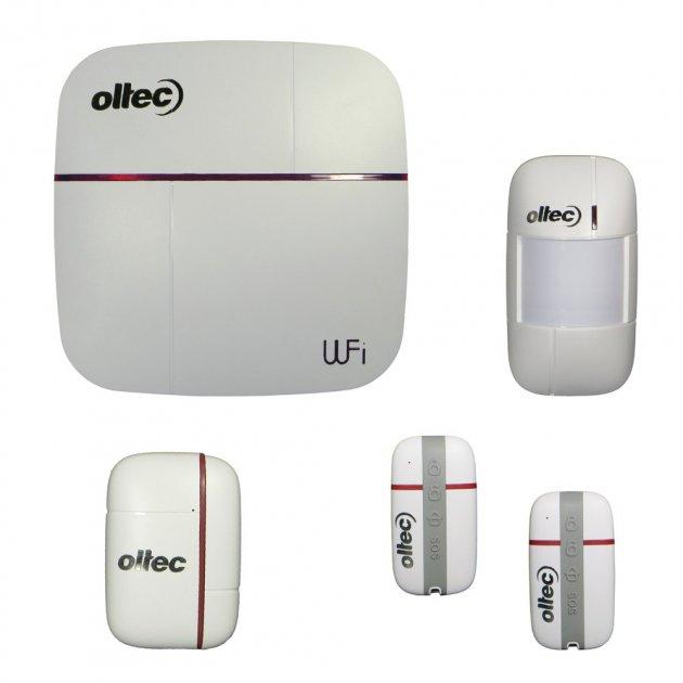 Комплект беспроводной сигнализации Oltec GSM-WiFi-KIT - изображение 1