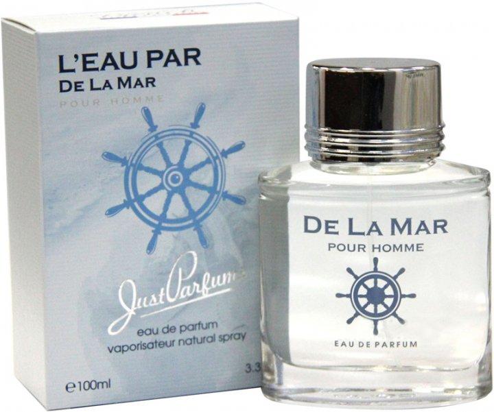 Туалетная вода для мужчин Just Parfums L`eau Par De La Mar Pour Homme 100 мл (8907202001885) - изображение 1