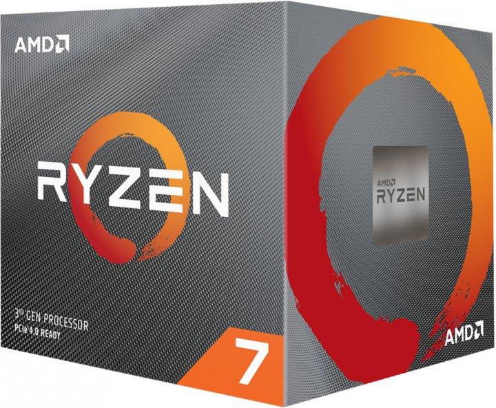 Процесор AMD Ryzen 7 3800XT 3.9 GHz / 32 MB (100-100000279WOF) sAM4 BOX - зображення 1