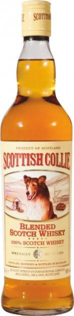 Віскі Scottish Collie 0.7 л 40% (5010327906676) - зображення 1