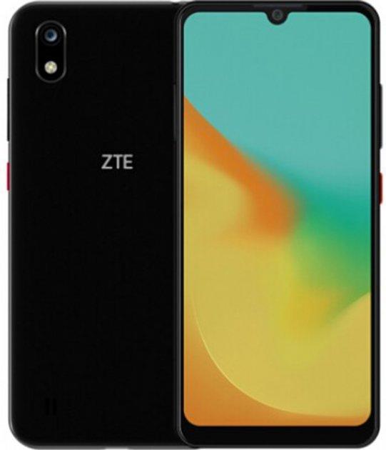 Мобильный телефон ZTE Blade A7 2/32GB Black - изображение 1