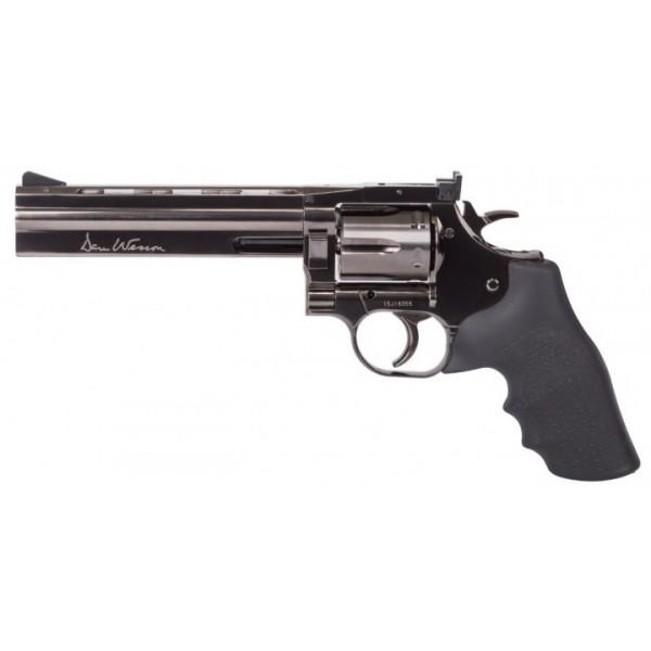 """Револьвер пневм. ASG DW 715 Pellet, 6"""" 4,5 мм - зображення 1"""