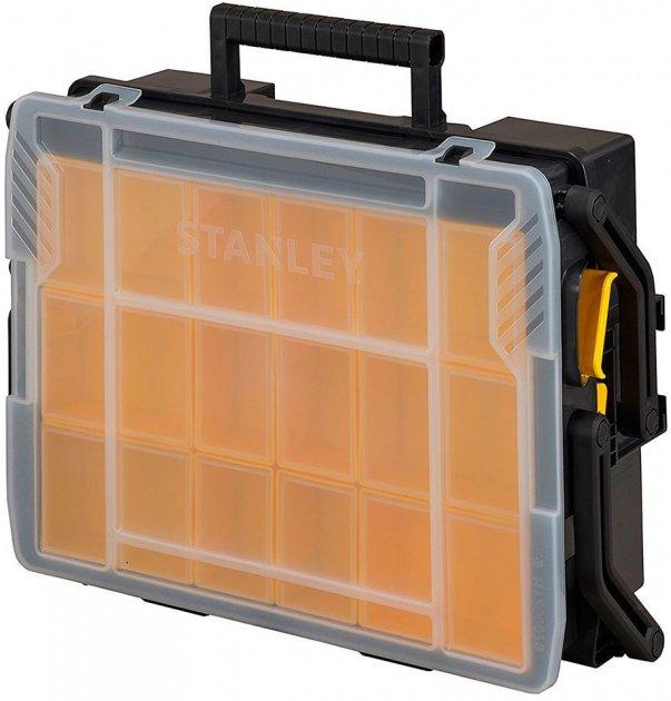 Ящик инструментальный Stanley Sortmaster Multilevel кассетница 30х10х114 см (STST1-75540) - изображение 1