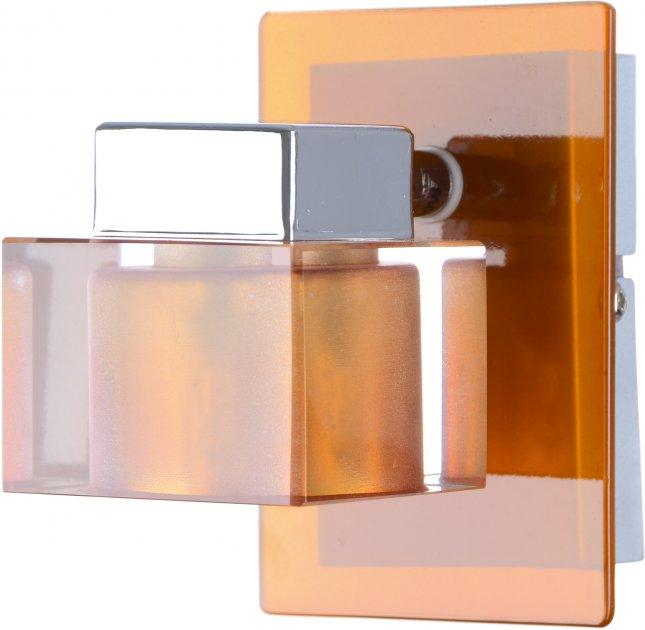 Світильник спотовий Brille HTL-147/1 G9 Orange (L62-001) - зображення 1