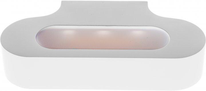 Підсвітка Brille AL-519/12W WW LED WH (27-020) - зображення 1