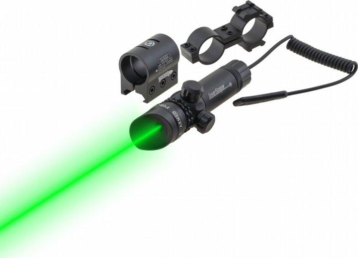 Лазерний цілевказівник Bassell (ЛЦВ - JG1/3G) - зображення 1